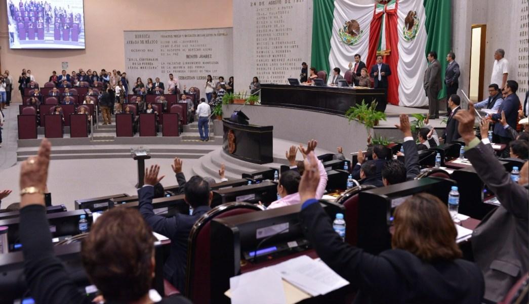 Diputados de Veracruz votan el dictamen de reestructuración de deuda del estado; no alcanza la mayoría (Twitter @LegisVer)