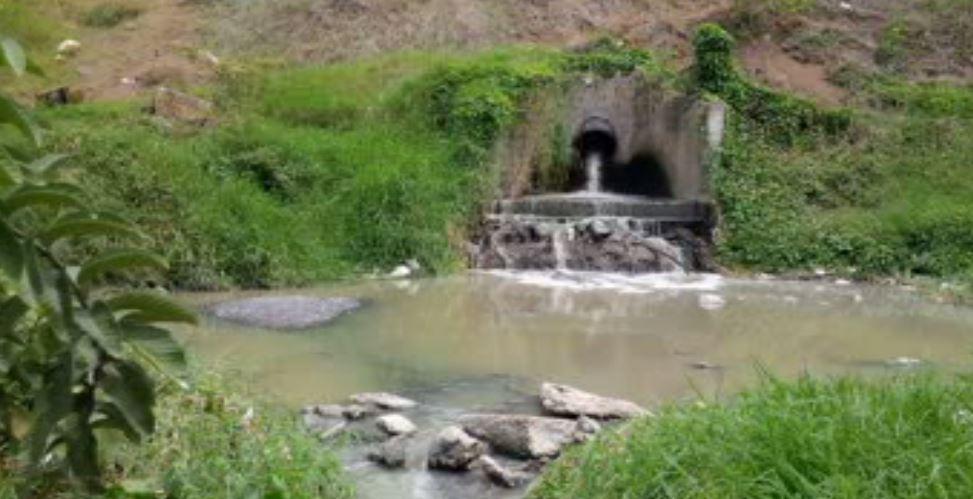 Contaminación del río Medio de Veracruz (Noticieros Televisa)