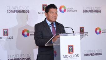 El gobierno de Morelos respondió así a los señalamientos de diversos grupos civiles que el lunes expresaron su respaldo al obispo (Twitter/@Matias_QM )