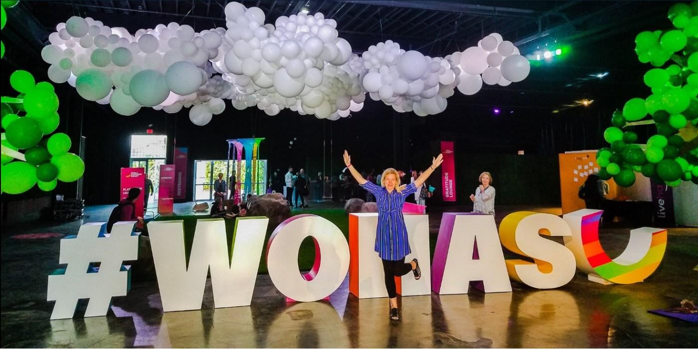 Especialistas se reúnen en Miami para participar en la primera Cumbre de la Felicidad (Twitter @NancyRichmond)