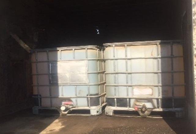 Decomiso de hidrocarburo en Nuevo León (PGR)