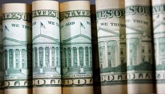 El déficit del cuarto trimestre fue equivalente a 2.4 por ciento del producto interno bruto, una proporción menor que el 2.5 por ciento del tercer trimestre. (Getty Images)