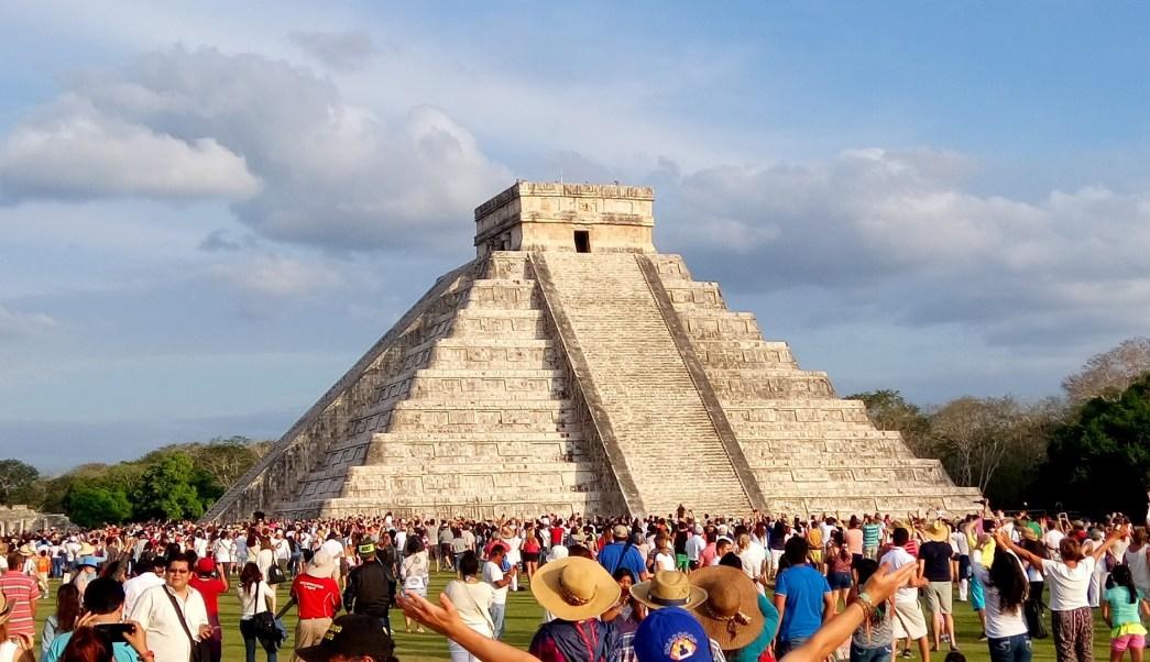 Del 18 al 21 de marzo, el INAH aplicará Operativo Equinoccio de Primavera en las zonas arqueológicas. (Notimex)