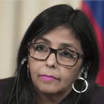 Delcy Rodríguez, ministra de Relaciones Exteriores de Venezuela. (AP, archivo)