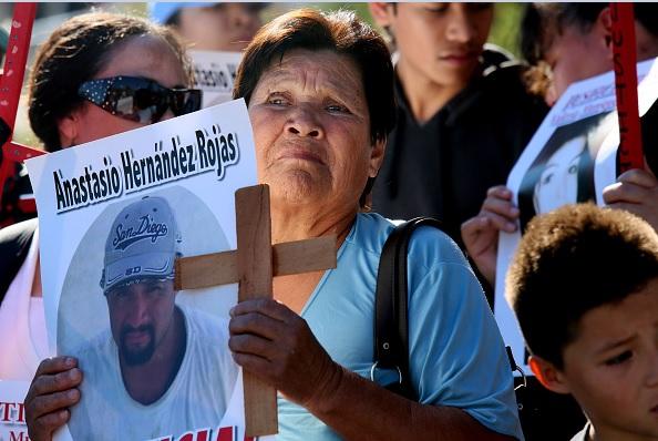 El dinero será repartido entre los cinco hijos del mexicano Anastasio Hernández.