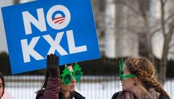 El expresidente de Estados Unidos, Barack Obama, no aceptó la construcción del oleoducto Keystone XL.