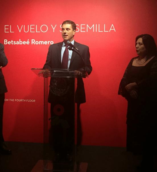 Embajador de México en Estados Unidos, Gerónimo Gutiérrez (@EmbamexEUA)