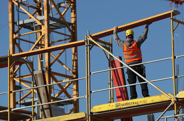 Las cifras de creación de empleo del sector privado de Estados Unidos resultaron superiores a lo esperado. (Getty Images)