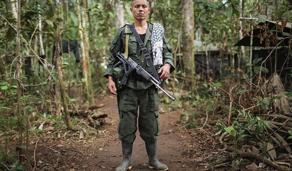 En cumplimiento del Acuerdo de Paz, los cerca de 7 mil miembros de las FARC se encuentran concentrados desde hace casi un mes en 26 puntos de Colombia.