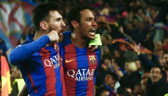 En el Camp Nou el equipo de Neymar, Messi, Iniesta, Suárez y compañía firmó la remontada más irracional de la historia del Barcelona.