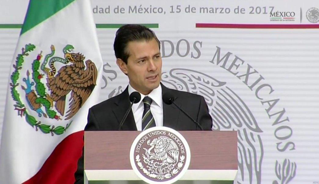 'Juntos podemos lograr cambios importantes en beneficio de la población', asegura EPN. (Twitter: @PresidenciaMX)
