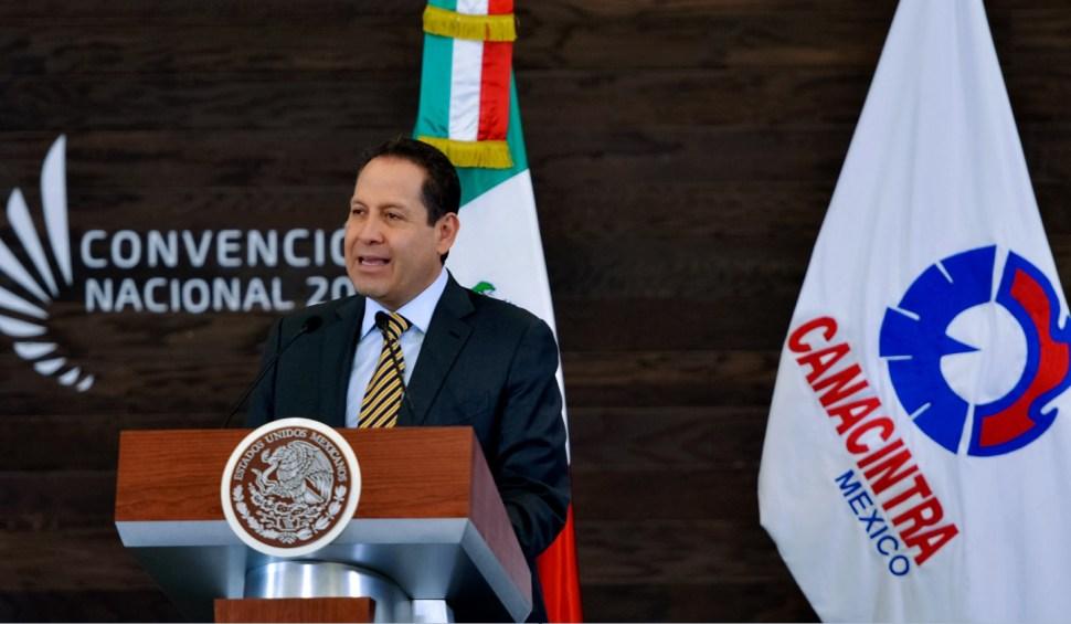 Eruviel Ávila, gobernador del Estado de México. (Presidencia de la República)