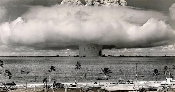 Estados Unidos realizó decenas de pruebas de armas nucleares entre la década de 1940 y la de 1960.