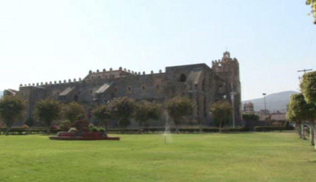 Construido en el Siglo XVI, el exconvento de San Agustín y San Pablo en Yuriria, Guanajuato, es uno de los más importantes de América Latina. (Noticieros Televisa)