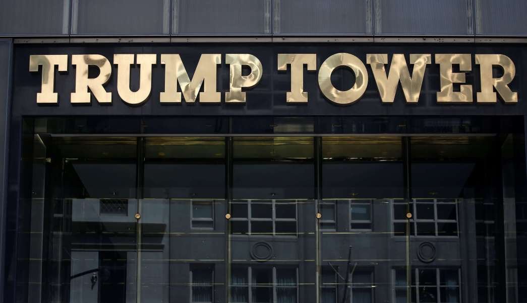 Fachada de la Torre Trump en Nueva York (Reuters)