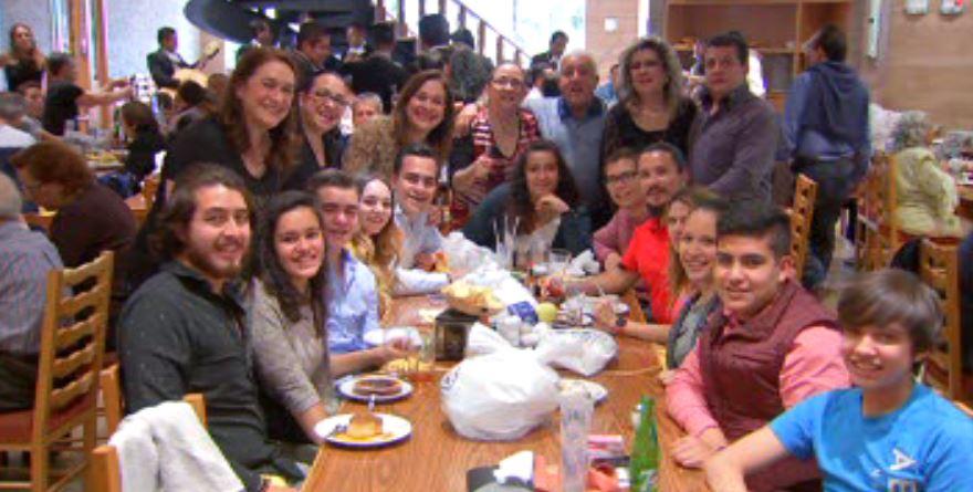 Familia Pérez celebra Día de la Familia en la CDMX