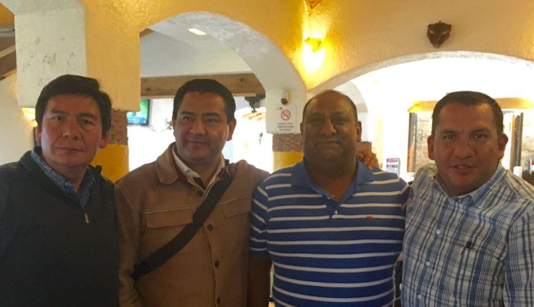Velan al presidente municpal de Santiago Tianguistenco, Estado de México