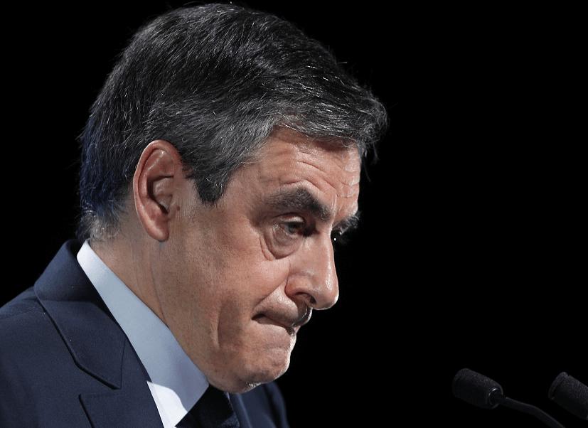 François Fillon, candidato conservador a la presidencia de Francia. (AP, archivo)