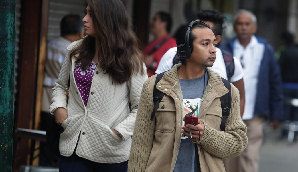 El frente frío 34 generará descenso de temperatura en la mayor parte de México. (Notimex/Archivo)