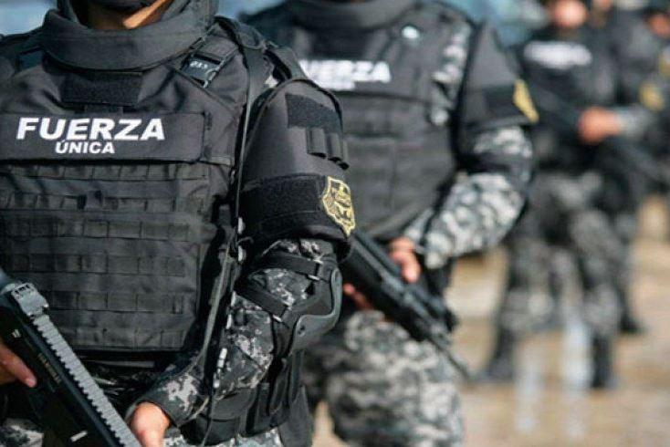 Fuerza Única de Jalisco. (Archivo)