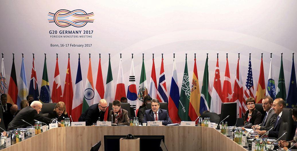 Líderes de Finanzas buscan impulsar crecimiento global en reunión del G20