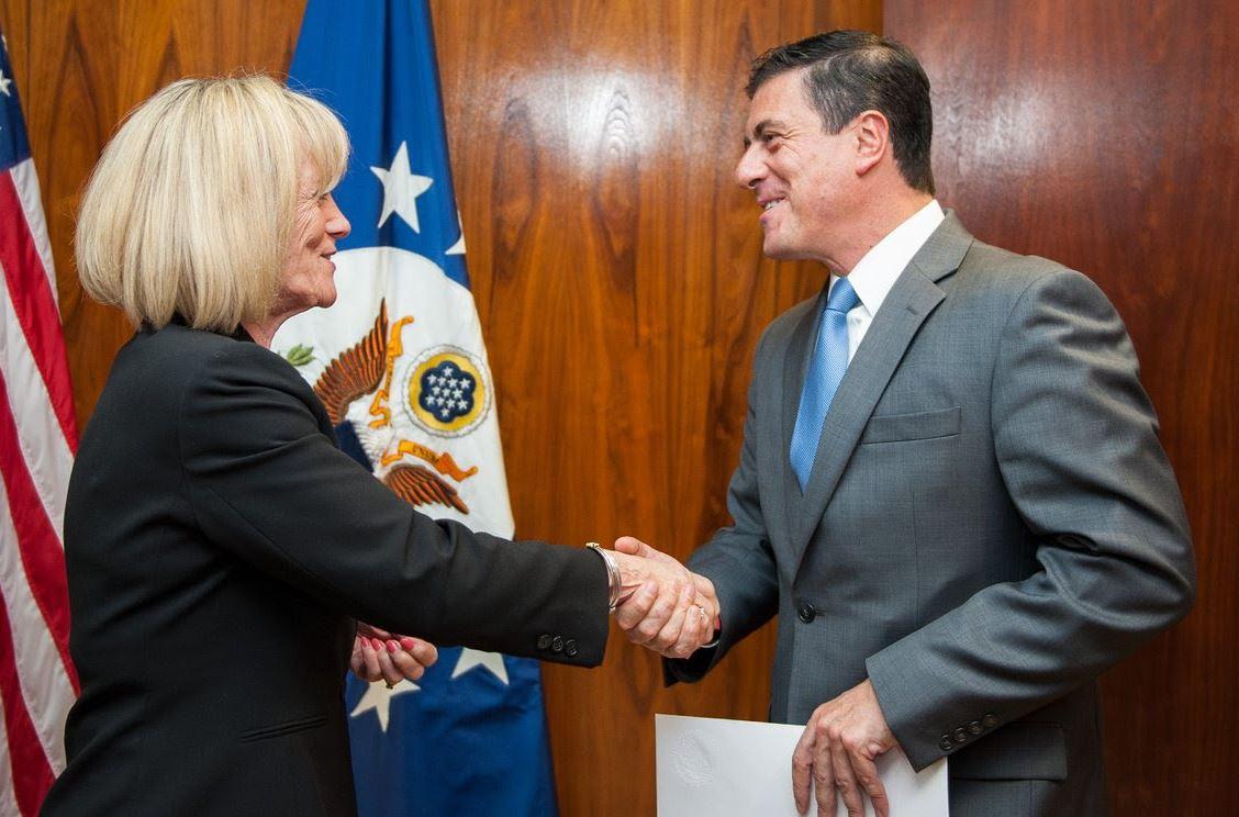 Embajada de México en EU