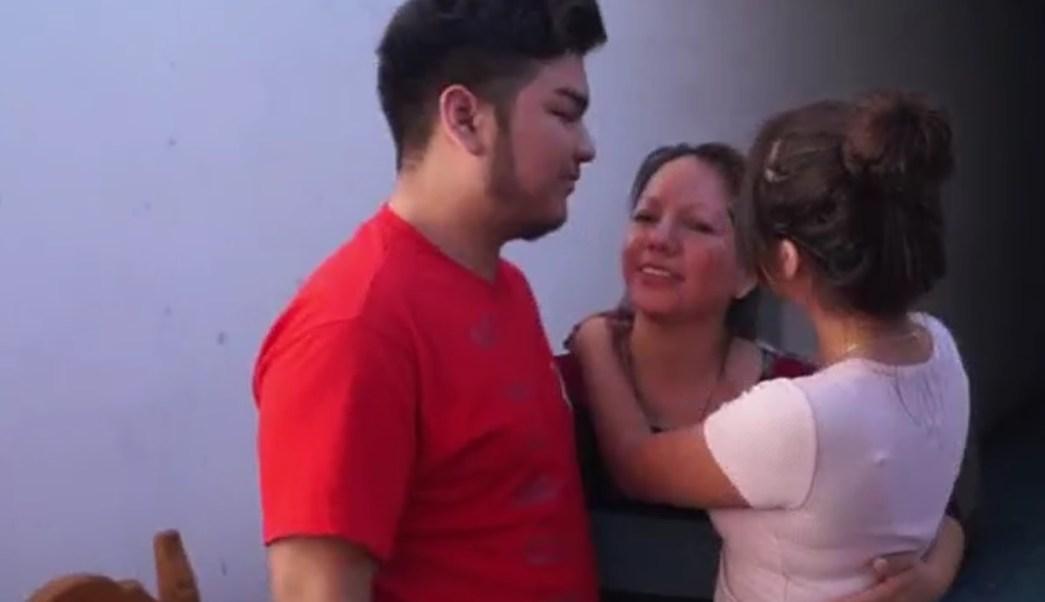 Guadalupe García de Rayos, mexicana deportada. (Noticieros Televisa)