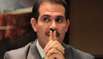 El exgobernador Guillermo Padrés se encuentra detenido en el Reclusorio Oriente de la Ciudad de México desde noviembre del año pasado. (AP, archivo)
