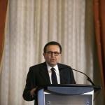 Ildefonso Guajardo, secretario de Economía de México. (Getty Images)
