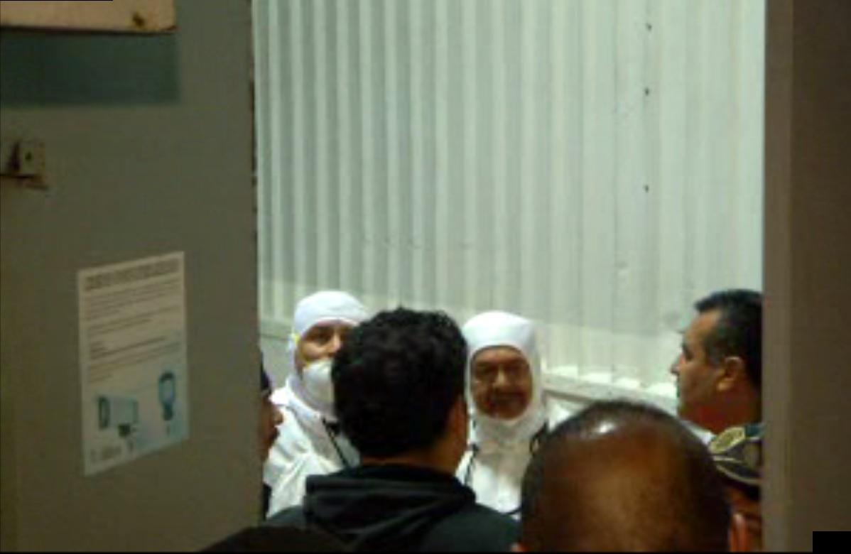 Autoridades de la Ciudad de México atienden un conato de incendio en una fábrica de galletas en la Delegación Azcapotzalco (Noticieros Televisa)