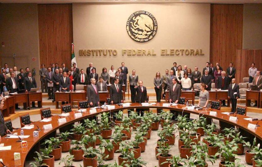 Los legisladores aseguraron que elegirán a quienes tengan los perfiles idóneos para ocupar los cargos de los consejeros electorales (Facebook/INE)