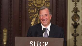 El secretario de Hacienda ofreció una conferencia magistral en el segundo y último día de trabajos de la edición 2017 del 'The Real State Show'. (Notimex, archivo)