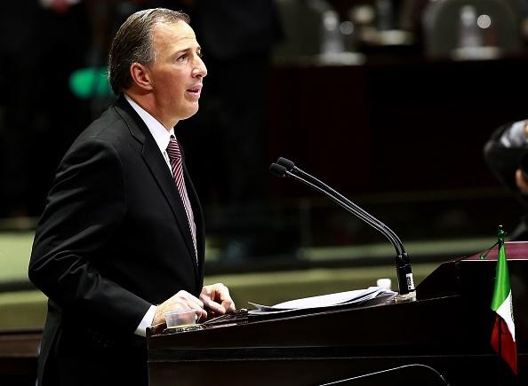 Jose Antonio Meade Kuribreña, secretario de Hacienda y Crédito Público. (Getty Images)