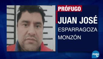 """Juan José Esparragoza Monzón, """"El Negro"""". (FOROtv, archivo)"""