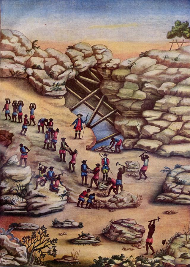 Fila Brasileño Esclavos