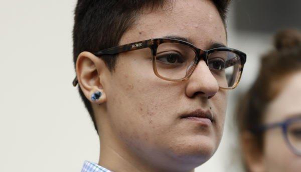 """La """"dreamer"""" Daniela Vargas sería deportada de Estados Unidos a Argentina."""