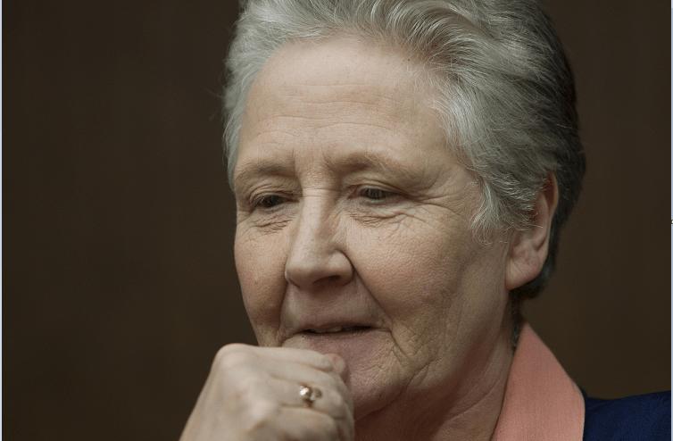 La irlandesa Marie Collins fue víctima en su infancia de un sacerdotes pederastas. (AP, archivo)
