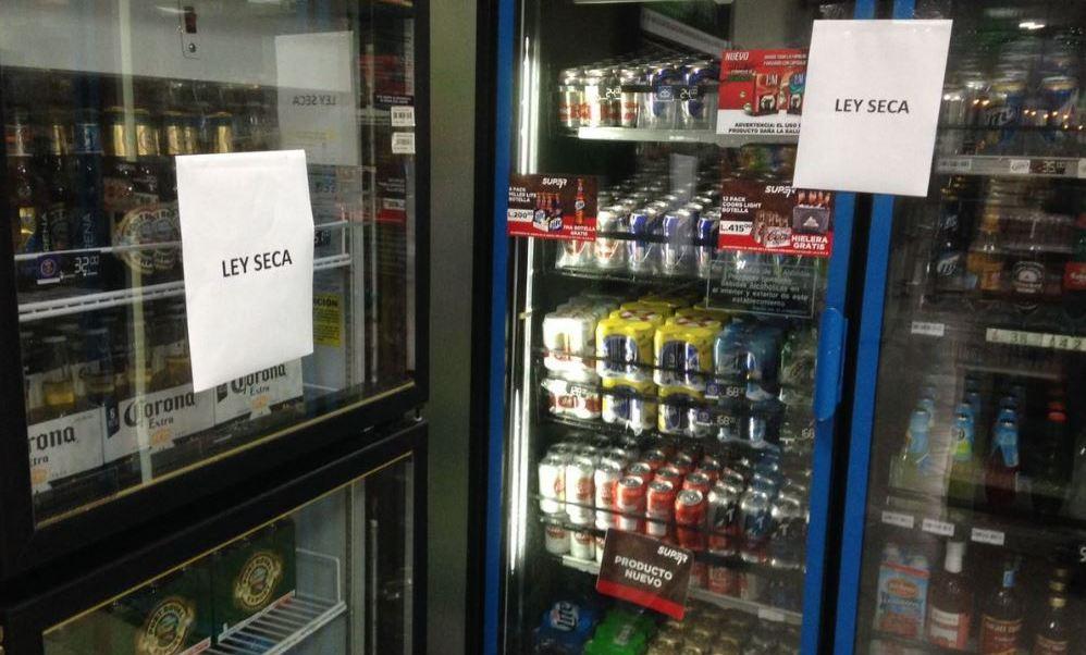 Se prohibirá la venta de bebidas alcohólicas. (@TN5Telenoticias)