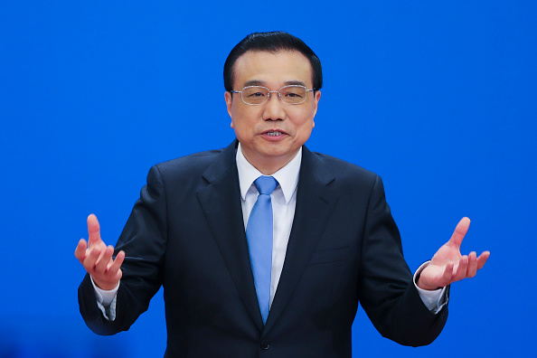 Li Keqiang, primer ministro de China. (Getty Images)