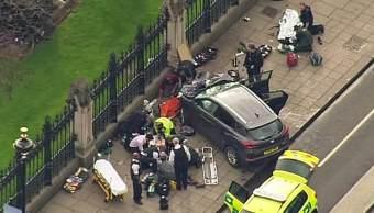 Ataque terrorista, Londres, Estado Islamico, yihadistas, reino unido