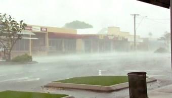 Efectos del ciclón Debbie en Bowen, Australia (AP, archivo)