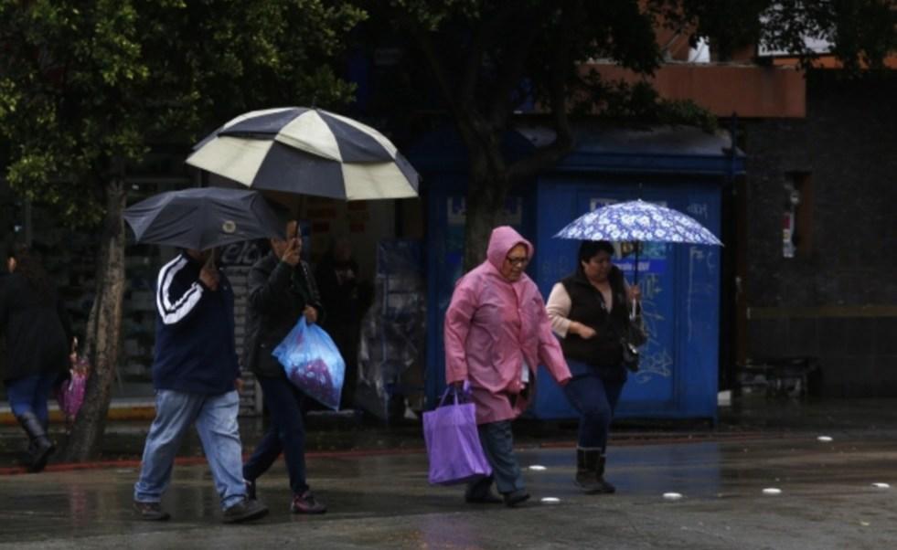 Se registran lluvias en gran parte del país. (Archivo/Notimex)