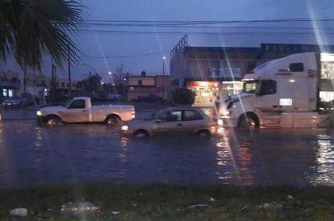 En diferentes colonias siguen construyendo sistemas de drenaje pluvial y que tienen identificados varios puntos de conflicto por inundaciones (Twitter/@ElInformanteMX)