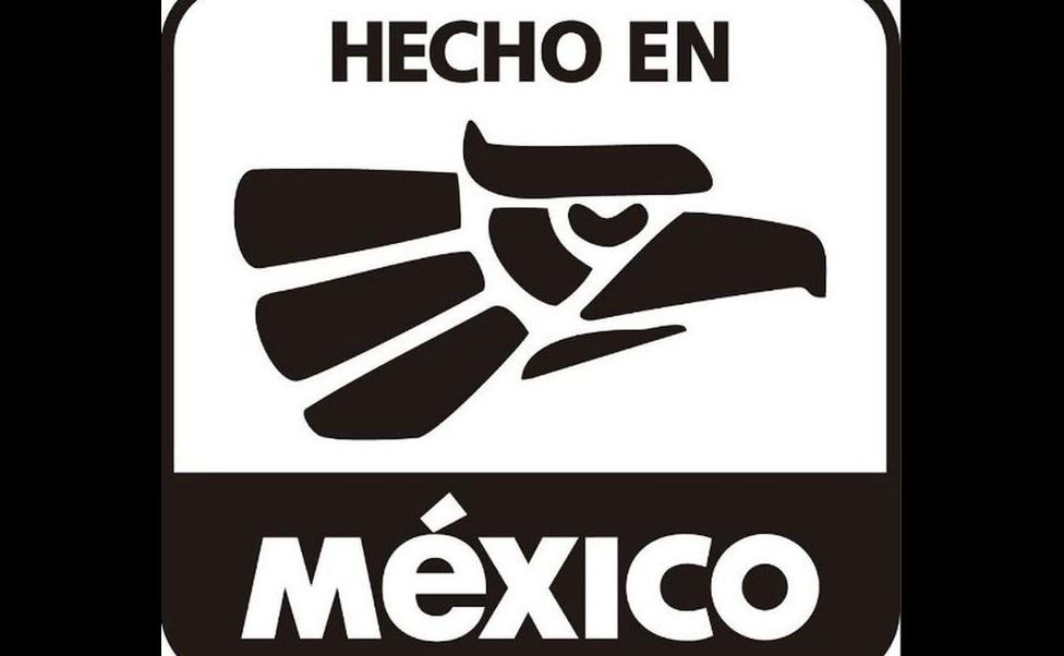 Para usar el logotipo Hecho en México es necesario cubrir algunos requisitos. (Secretaría de Economía)