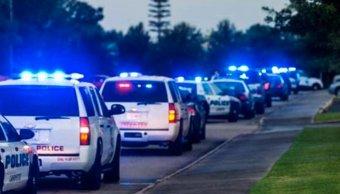 Los tiroteos ocurrieron en un banco, un despacho jurídico y un complejo residencial de Wisconsin, Estados Unidos.