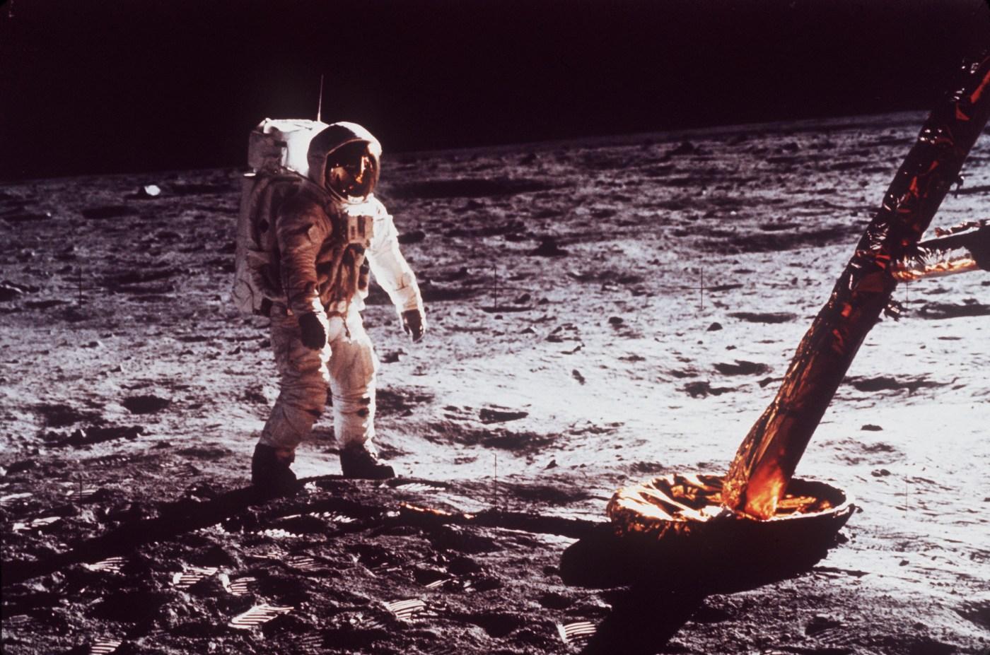 APOLLO 11 Kubrick conspiración Luna