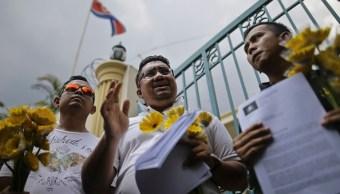 El martes, Corea del Norte bloqueó la salida del país de todos los malasios (Getty Images)