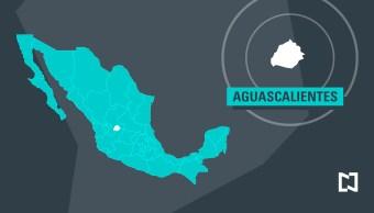 Mapa de Aguascalientes - Marzo 2017 (Noticieros Televisa)
