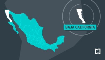 Mapa de Baja California Noticieros Televisa