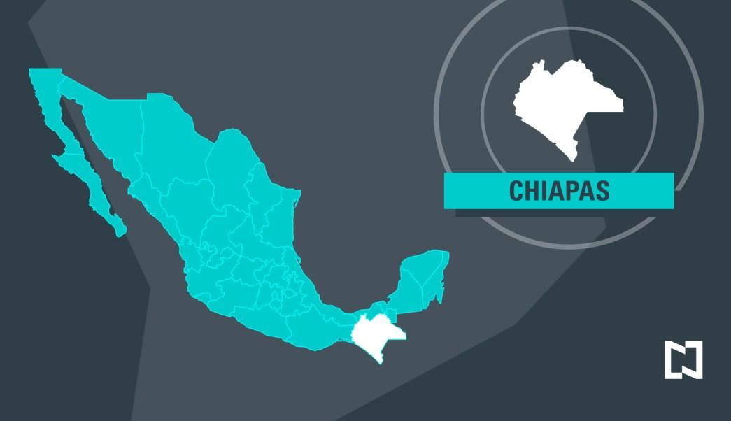 Activan la alerta amarilla por lluvias en Chiapas